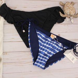 Tory Burch + Leith Bikini Bottom Set